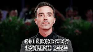 BIG SANREMO 2020: terza volta all''Ariston per DIODATO col ...