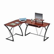 realspace mezza computer desk luxury realspace mezza l shaped glass puter desk awesome fresh 40 l