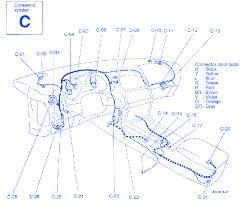 dodge avenger 2000 center under the dash electrical circuit wiring 2008 dodge avenger radio wiring diagram at 2008 Dodge Avenger Wiring Harness