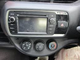 Toyota Yaris Tailgate NCP130R 2011 2016 - TOYOTA
