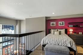 Loft Bedroom Privacy Loft Like Upper East Side Duplex With Huge Windows Asks 755k
