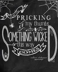 wicked happy halloween picture quote