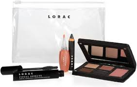 makeup palette kit lorac sparkle collection for fall 2010
