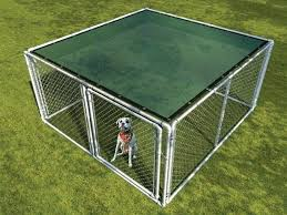 outdoor kennel covers dog crate can i have a security door with pet