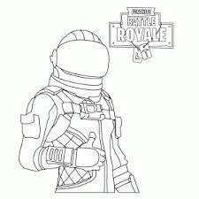 Fortnite Kleurplaat Season 6 Tier 100 Fortnite Battle Royale Kid
