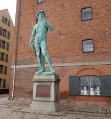 statues of copenhagen a photo essay an opportune moment the david