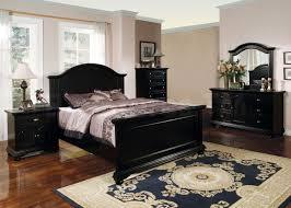 Trendy Design Black Bedroom Furniture Sets Italian High ...