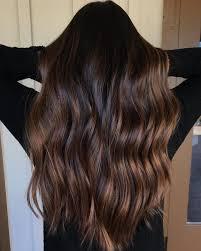 Hairstyle Dark To Light 50 Dark Brown Hair With Highlights Ideas For 2020 Hair Adviser