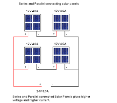 wiring solar panels in series or parallel solidfonts wiring solar panels in series or parallel solidfonts