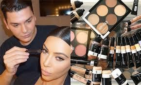 10 things i learnt from kim kardashian s make up artist mario dedivanovic