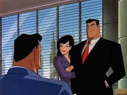 Instead of Superman and Wonder Woman, what about Lois Lane and Bruce Wayne?