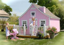playhouse furniture ideas. Charming Wooden Outdoor Playhouses Playhouse Furniture Ideas N
