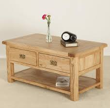 house winsome solid oak coffee table
