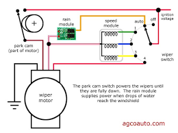wiper motor wiring diagram ford wiring diagram ford ranger 1995 wipers quit the motor runs fine