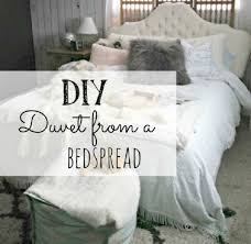 12 diy duvet cover from an old bead spread