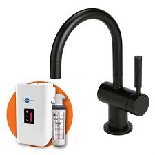 insinkerator hot and cold water dispenser.  Water InSinkErator Hot And Cold Water Dispenser Black With Insinkerator And