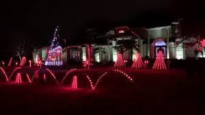Christmas Lights In Rockwall Rockwall Light Show Home Of Donna Orr