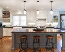 kitchen island lighting idea
