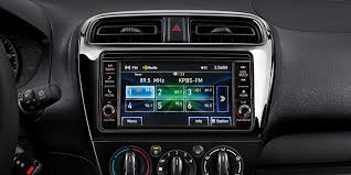 2018 mitsubishi g4. exellent mitsubishi 2018 mitsubishi mirage g4 interior with touchscreen in mitsubishi g4
