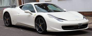 Ferrari 458 Wikipedia