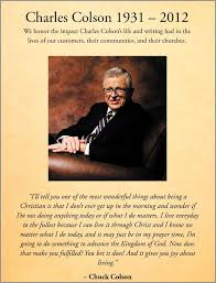 Charles Colson Quote From Parable Christian Stores Bible