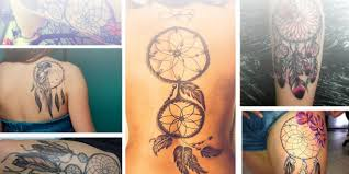 Names That Mean Dream Catcher Meaning and History of Dreamcatcher Tattoos InkDoneRight 38