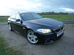 Used Carbon Black Metallic BMW 535d for Sale | Gloucestershire