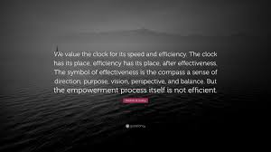 "Quote Symbol Mesmerizing Stephen R Covey Quote ""We Value The Clock For Its Speed And"