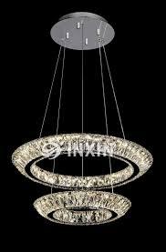 wire cut light k9 crystal chandelier lamp pendant light