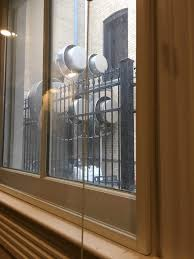 reducing noise through old wooden windows