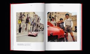 taschen ferrari book cool material