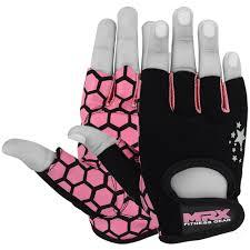 women weightlifting gloves star series5