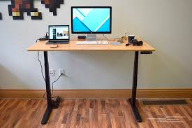 Adjustable Height Desk Ikea Impressive Computer Throughout Design Inspiration