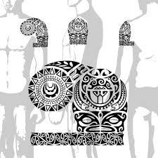 Design Maori Tattoo Tattoos Tatuajes маори маори тату эскизы