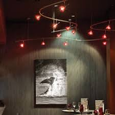 red track lighting. The Home Track Lighting : With Red Style I