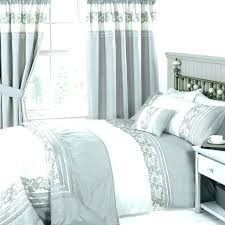 glam bedding silver bedding sets white and silver bedding glam bedding silver bedding sets in conjunction