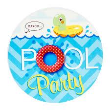 pool party invitation net splashin pool party invitations birthdayexpress party invitations