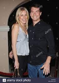 Rebecca Romijn und Jerry O'Connell an ...