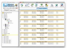 Sports Schedule Maker Excel Template Blog Archives Videorutracker