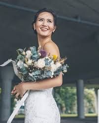 gin believes that every bride should look stunning on her wedding day with expert suggestions on hairstyleakeup that best enhance a bride s natural