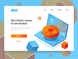 Business Analysis Software Free Download Data Report Business Analytics And Analysis Laptop With