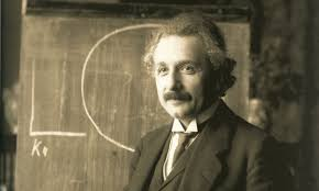 who was albert einstein universe today einstein lecturing