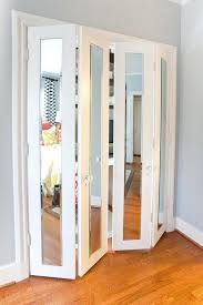 amazing of modern glass closet doors with best mirror ideas on mirrored bypass stanley sliding removal closet doors