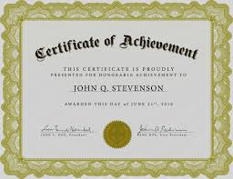 001 Amazing Of Blank Certificates Templates Free Download