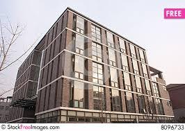 modern office exterior. Modern City Office Building Exterior A