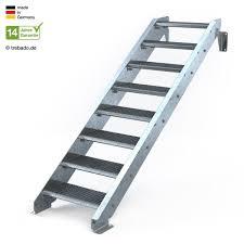 39 kleine, ruhige wohnung in zentraler. Aussentreppe Gerade 9 Steigungen 8 Stufen 60 Bis 120 Cm Treppen Bausatz Do It Yourself