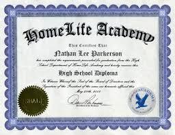 High School Diploma Sample Koziy Thelinebreaker Co