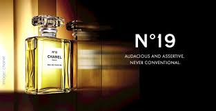 chanel no 19. chanel no. 19 by chanel: launched in 1970. no m