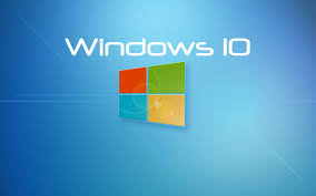 Iphone Wallpaper Windows 10 Hd Blue 910385 Hd
