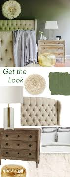 Neutral Master Bedroom Get The Look Neutral And Olive Master Bedroom